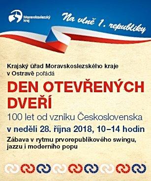Krajský úřad MSK - Den otevřených dveří