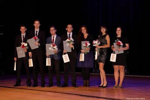 Ocenění nejúspěšnější žákyně Hotelové školy