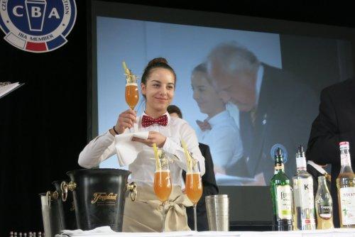 Juniorská barmanská soutěž 16.3.2017